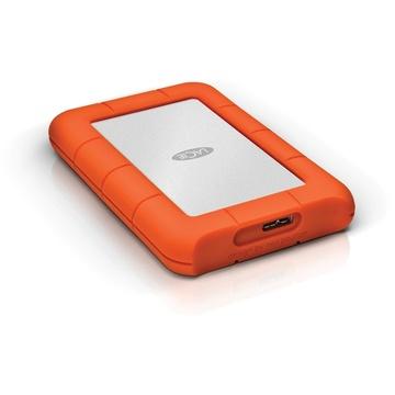 LaCie 2TB Rugged Mini Portable USB3.0 Hard Drive