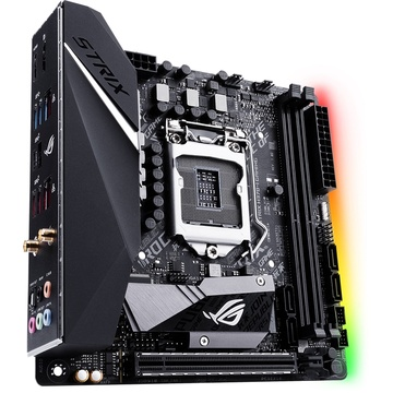ASUS Republic Of Gamers Strix H370-I Mini-ITX Motherboard | NZ