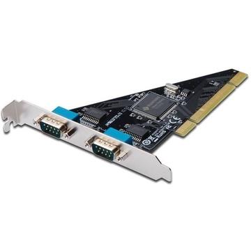 Digitus 2-Port Serial PCI Interface Card