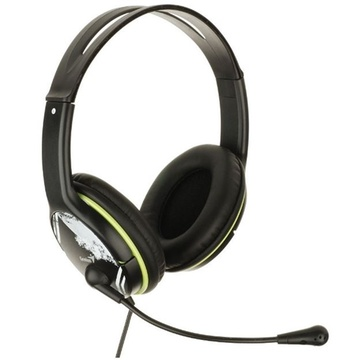 Genius HS-400A PC Headphones with Boom Mic