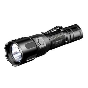 Klarus XT11UV 900 Lumens Tactical Flashlight with White Light & UV Light