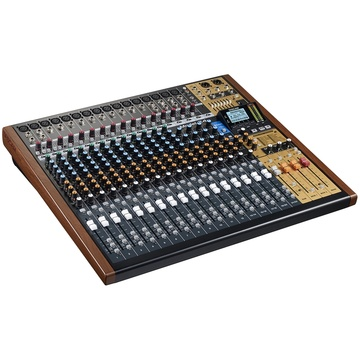 Tascam Model 24 Digital Mixer, Recorder, and USB Audio Interface