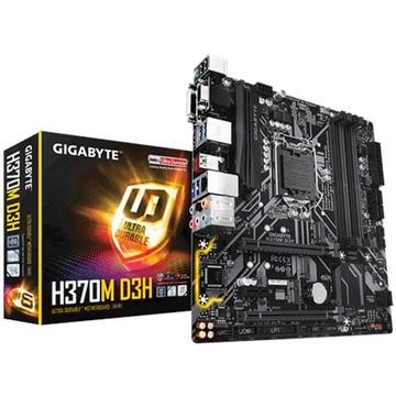 Gigabyte H370M D3H mATX Ultra Durable Motherboard