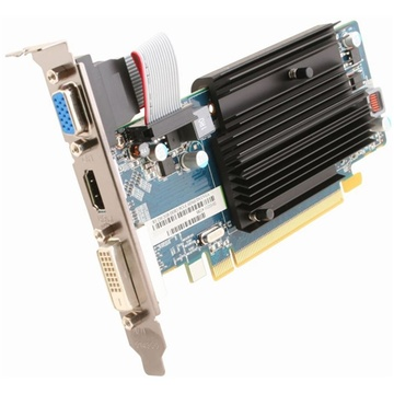 Sapphire Radeon R5 230  2GB GDDR3 PCIE Low Profile Graphics Card