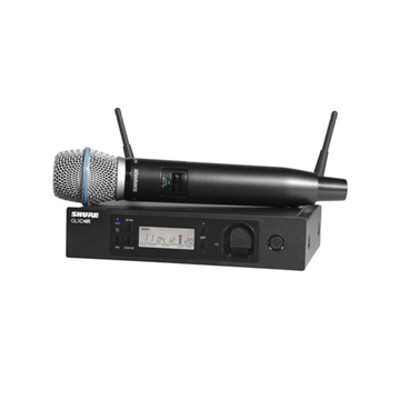 Shure GLXD24R Handheld Wireless System