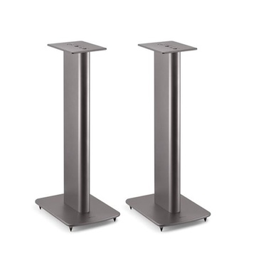 KEF Performance Speaker Stands For Bookshelf Speakers (Titanium)