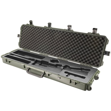 Pelican iM3300 Storm Rifle Case with Molded Foam (Olive Drab Green)