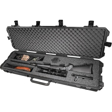 Pelican iM3300 Storm Rifle Case with Molded Foam (Black)