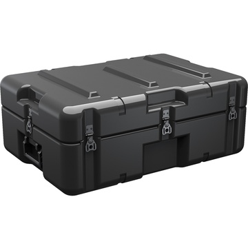 Pelican Hardigg AL2617-0604 Single Lid Case (Olive Drab Green, No Foam)