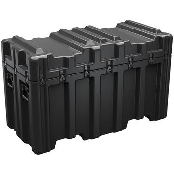 Pelican Hardigg AL5424-2306FT/AC Single Lid Case (Olive Drab Green, No Foam)