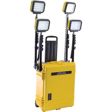 Pelican 9470 Remote Area Lighting System (Yellow)