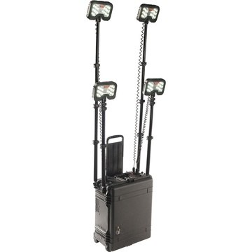 Pelican 9470 Remote Area Lighting System (Black)