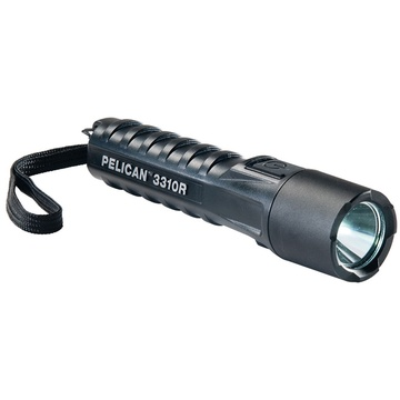 Pelican 3310R Rechargeable Flashlight (Black)