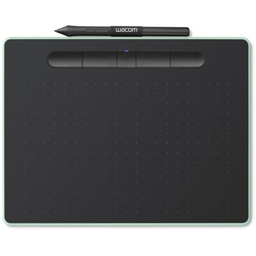 WACOM Intuos Bluetooth Creative Pen Tablet (Small, Pistachio)