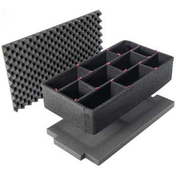 Pelican TrekPak Divider Kit for 1650 Large Protector Case