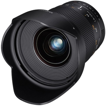 Samyang 20MM F1.8 ED AS UMC Wide Angle Lens for Sony E Mount
