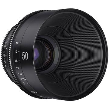Samyang 50mm T1.5 FF Cine PL Meter XEEN Lens
