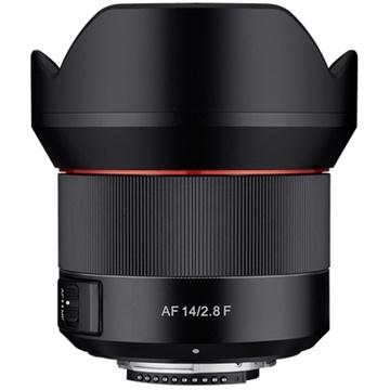 Samyang AF 14mm F2.8 Nikon F Lens