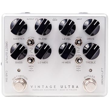Darkglass Electronics Vintage Ultra V2 Bass Preamp Pedal