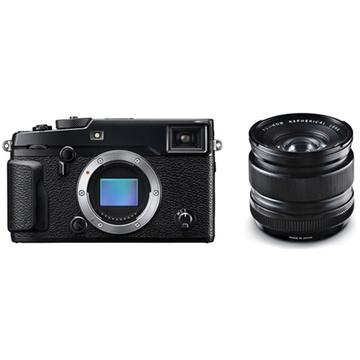Fujifilm X-Pro2 Mirrorless Digital Camera with XF 14mm f/2.8 R Ultra Wide-Angle Lens