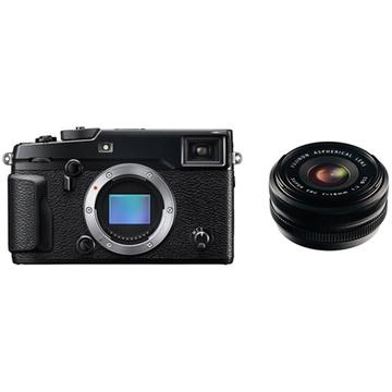 Fujifilm X-Pro2 Mirrorless Digital Camera with XF 18mm f/2.0 R Lens