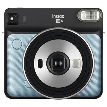 Fujifilm instax SQUARE SQ6 Instant Film Camera (Aqua Blue)