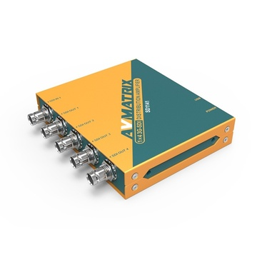 AV Matrix SD1141 1x4 3G-SDI Distribution Amplifier