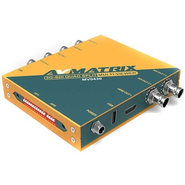 AV Matrix MV0430 Quad Split Multi-Viewer