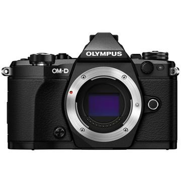 Olympus OM-D E-M5 Mark II Mirrorless Camera with 14-150mm Lens (Black)