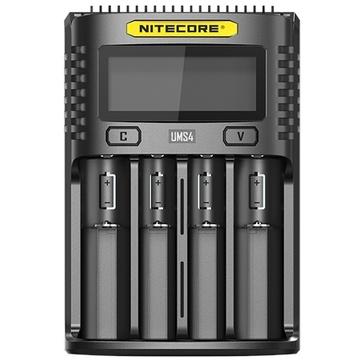 NITECORE UMS4 Intelligent USB Four-Slot Superb Charger