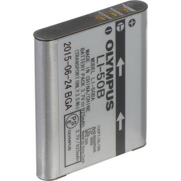 Olympus LI-50B Lithium-ion Rechargeable Battery (925mAh)