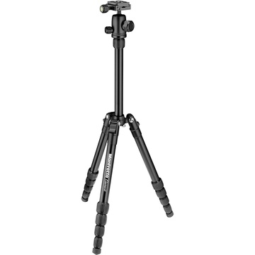 Manfrotto MKELES5BK-BH Small Element Traveler Tripod with Ball Head (Black)