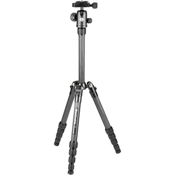 Manfrotto MKELES5CF-BH Small Carbon Fiber Tripod with Ball Head
