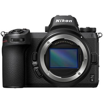 Nikon Z6 Mirrorless Digital Camera with FTZ Mount Adapter