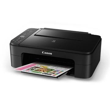 Canon PIXMA TS3160 All-in-One Printer (Black)