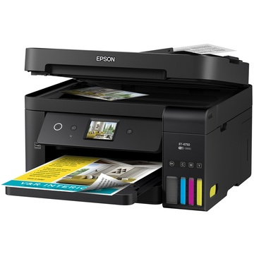 Epson ET-4750 WorkForce EcoTank 4 Colour Multifunction Printer