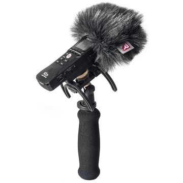 Rycote Portable Recorder Kit For Zoom H1n Rubber Monkey Nz