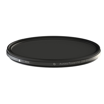 Aurora-Aperture PowerXND-II 2000 52mm Variable Neutral Density Filter