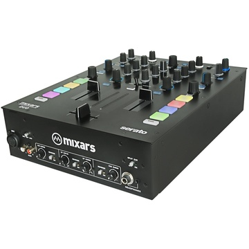 Mixars DUO MKII Professional 2-Channel Battle Mixer for Serato DJ