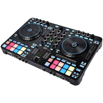 Mixars PRIMO 2-Channel Controller and Mixer with Standalone Effects for Serato DJ