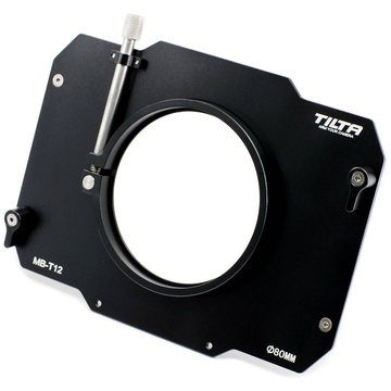 Tilta 80mm Clamp-On Adapter for MB-T12 Matte Box