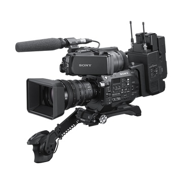 Sony CBK-FS7BK ENG-style Build-up Kit for FS7/FS7II Camcorder