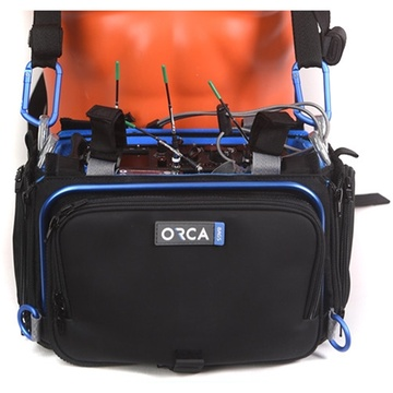 Orca Detachable Front Panel for OR-30 Bag (Black)