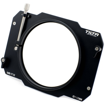 Tilta 110mm Clamp-On Adapter for MB-T12 Matte Box
