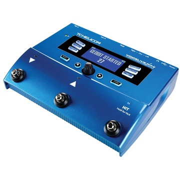 TC-Helicon VoiceLive Play - Vocal Effect Processor Pedal