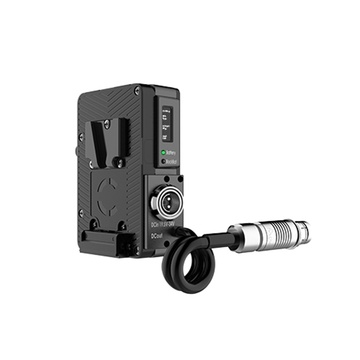 Core SWX Helix Direct Mount Power Management Control with V-Mount Front for ARRI