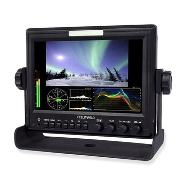 "FeelWorld 7"" Aluminium Design IPS 1280x800 Camera-Top Monitor"