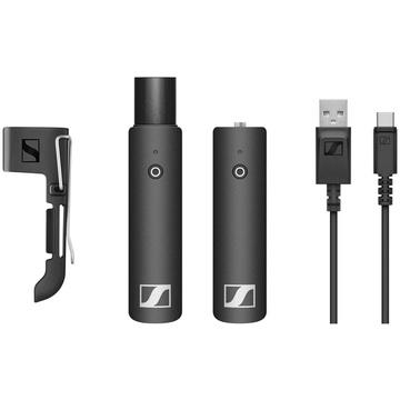 Sennheiser XSW-D PRESENTATION BASE SET Digital Wireless Bodypack Microphone System (2.4 GHz)