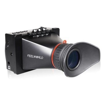 """Feelworld S350 3.5"""" EVF 3G-SDI HDMI Electronic View Finder"""