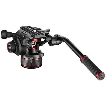 Manfrotto Nitrotech 608 Fluid Video Head With Continuous CBS